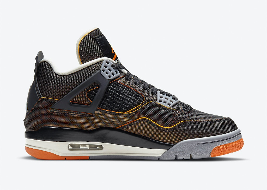 Where my ladies at? Nike brengt foto's naar buiten van de WMNS Air Jordan 4 Starfish!