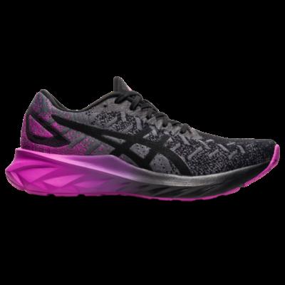 Asics asics dynablast hardloopschoenen roze/zwart dames roze/zwart