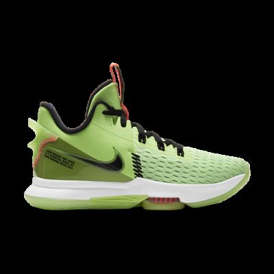 "Nike Lebron Witness 5 ""Lime"" CQ9380-300"