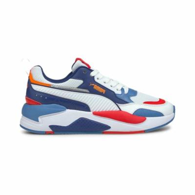 Puma X-Ray 2 Square sneakers jongeren Rood / Wit / Oranje 374190_06