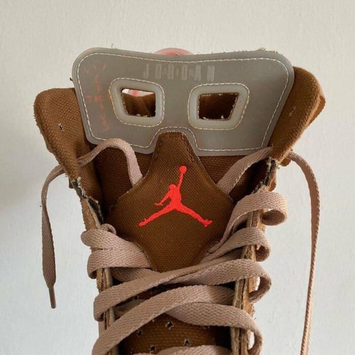 Nike Air Jordan 6 sample
