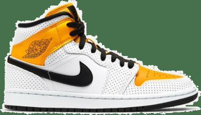 Jordan 1 Mid Laser Orange (W) BQ6472-107