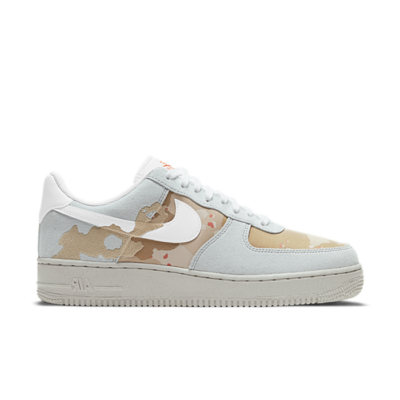 Nike Air Force 1 Low '07 LX Embroidered Desert Camo DD1175-001