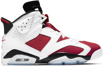 "Air Jordan 6 RETRO ""CARMINE"" CT8529-106"