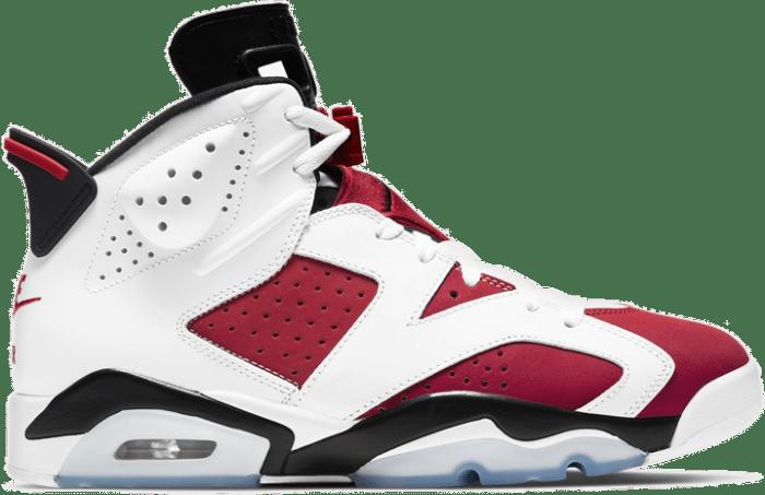 """Air Jordan 6 RETRO """"CARMINE"""" CT8529-106"""
