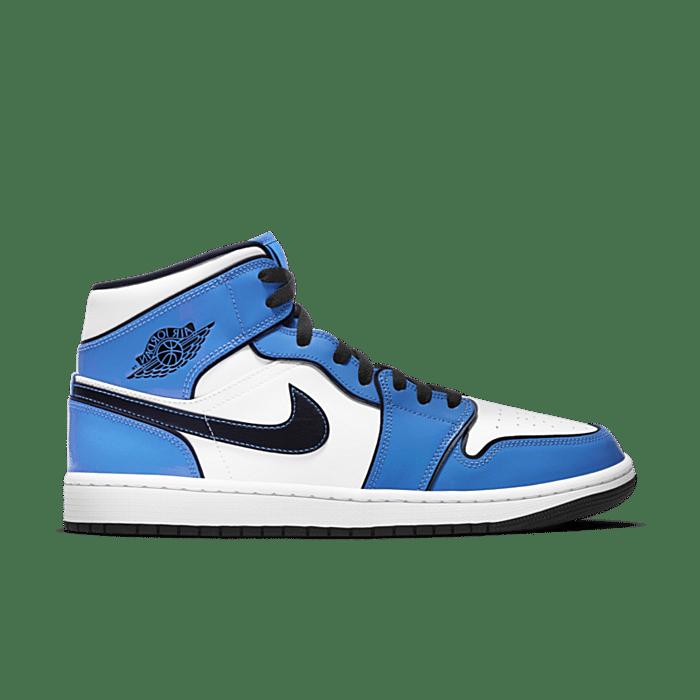 "Air Jordan 1 MID SE ""SIGNAL BLUE"" Array DD6834-402"