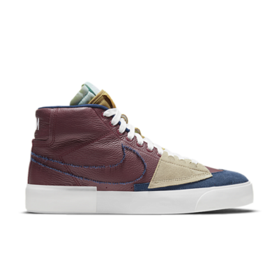 "Nike SB ZOOM BLAZER MID EDGE L ""TEAM RED"" DA2189-600"