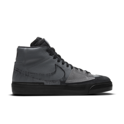 "Nike SB ZOOM BLAZER MID EDGE L ""IRON GREY"" DA2189-001"