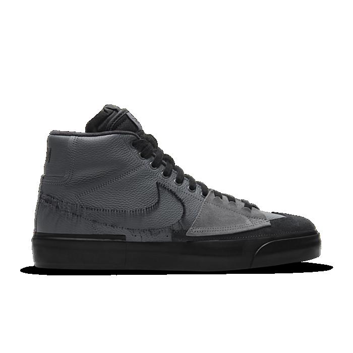Nike SB Zoom Blazer Mid Edge Grijs DA2189-001