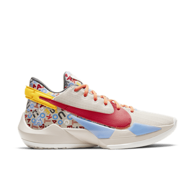 "Nike ZOOM FREAK 2 ""ALPHABET SOUP"" CW3162-001"
