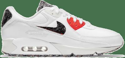 Nike Air Max 90 Essential Recycled Felt White DD0383-100