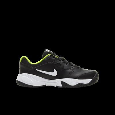 NikeCourt Jr. Lite 2 Zwart CD0440-007