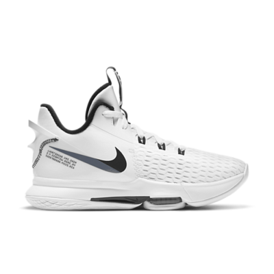 "Nike Lebron Witness 5 ""White"" CQ9380-101"