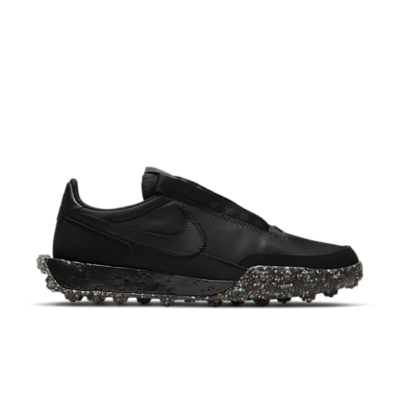 """Nike WMNS WAFFLE RACER CRATER """"BLACK"""" DD2866-001"""