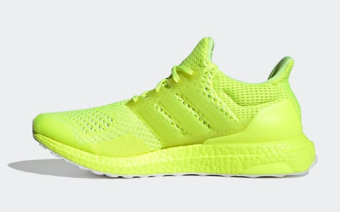 dna ultra boost yellow Adidas