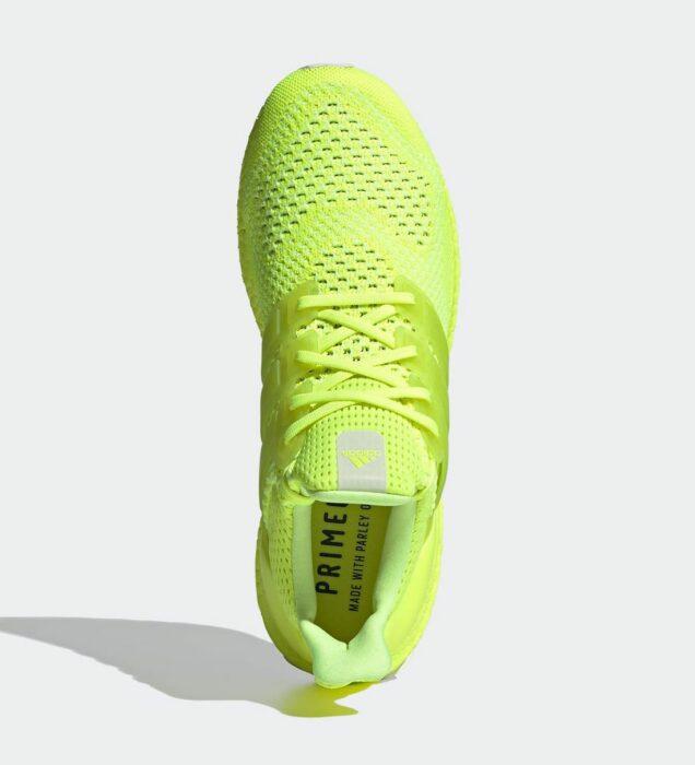 adidas ultraboost dna yellow