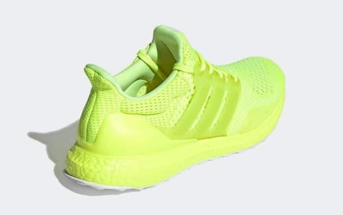 yellow Sunday ultra boost Adidas 1