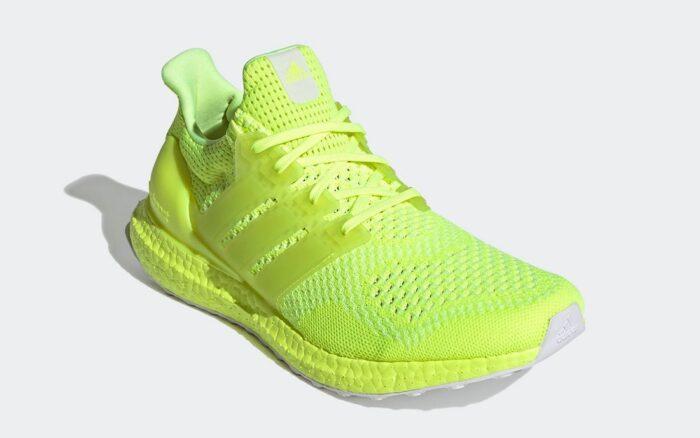 ultraboost yellow