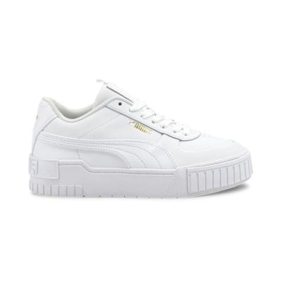 Puma Cali Sport sneakers jongeren Wit 374184_03