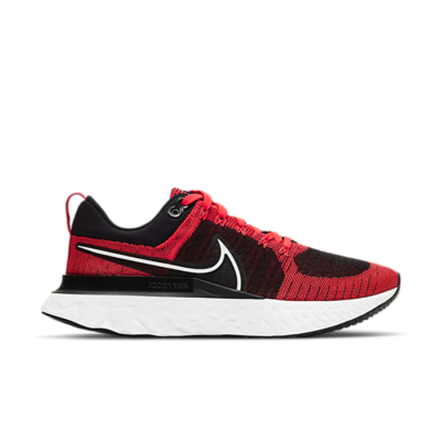 Nike React Infinity Run Flyknit 2 Rood CT2357-600