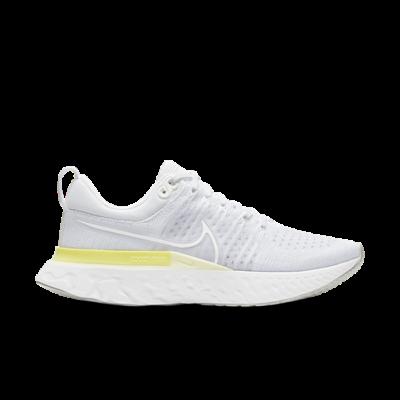 Nike React Infinity Run Flyknit 2 Wit CT2423-100