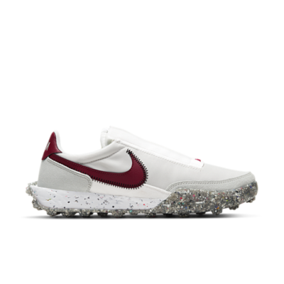 """Nike WMNS WAFFLE RACER CRATER """"SUMMIT WHITE"""" CT1983-103"""