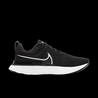 Nike React Infinity Run Flyknit 2 Zwart CT2423-002