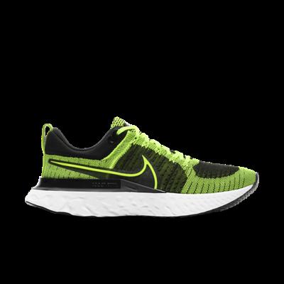 Nike React Infinity Run Flyknit 2 Geel CT2357-700