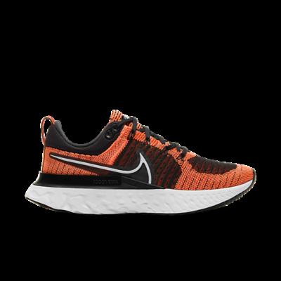 Nike React Infinity Run Flyknit 2 Oranje CT2423-800