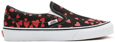 VANS Valentines Hearts Classic Slip-on  VN0A33TB45L