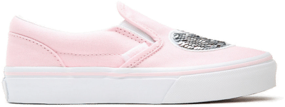 VANS Sequin Patch Classic Slip-on Kinderschoenen  VN0A4BUT31L