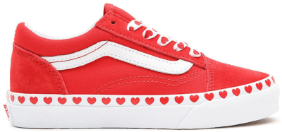 VANS Heart Foxing Old Skool Kinderschoenen  VN0A4BUU30V