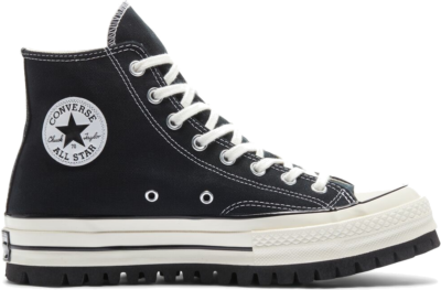 Converse Trek Chuck 70 High Top Black Trek Vintage 171015C