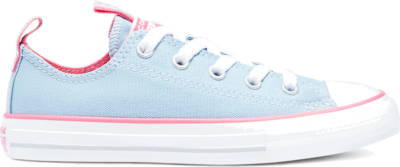 Converse Converse Color Chuck Taylor All Star Low Top Sea Salt Blue/Bold Pink/White 670405C