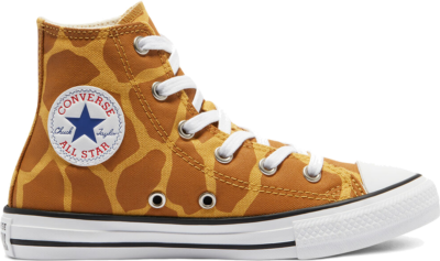 Converse Archive Prints Chuck Taylor All Star High Top Desert Marigold/Dark Soba 671103C