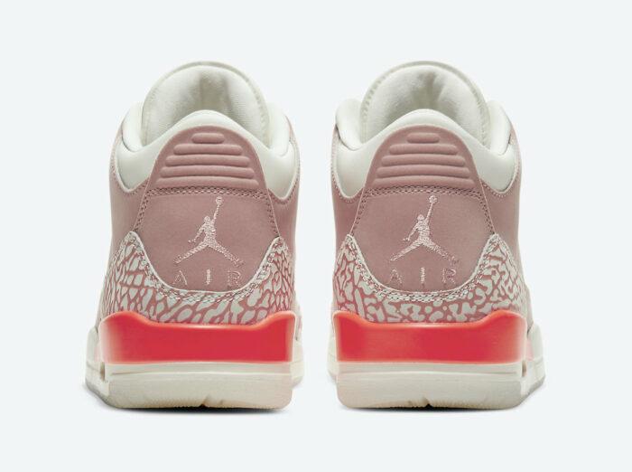 3 Air Jordan nike rust