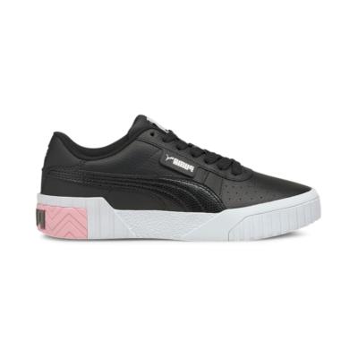 Puma Cali sneakers jongeren Zwart / Roze 368859_01