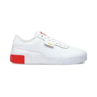 Puma Cali sneakers jongeren Wit / Rood 368859_02