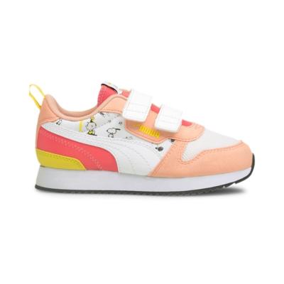 Puma x PEANUTS R78 V sneakers kinderen 375743_02