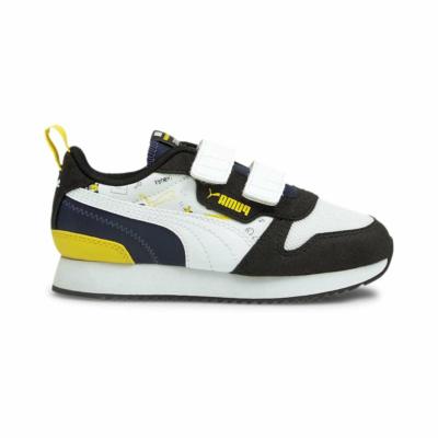 Puma x PEANUTS R78 V sneakers kinderen 375743_01