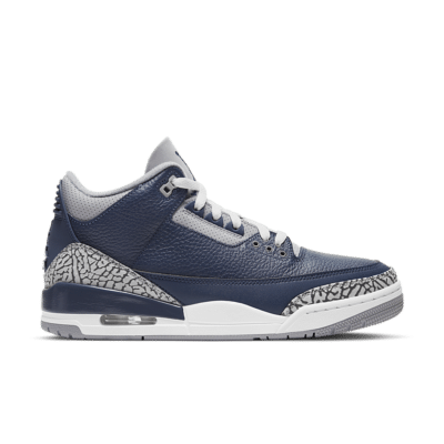 Jordan Air Jordan 3 'Midnight Navy' Midnight Navy CT8532-401