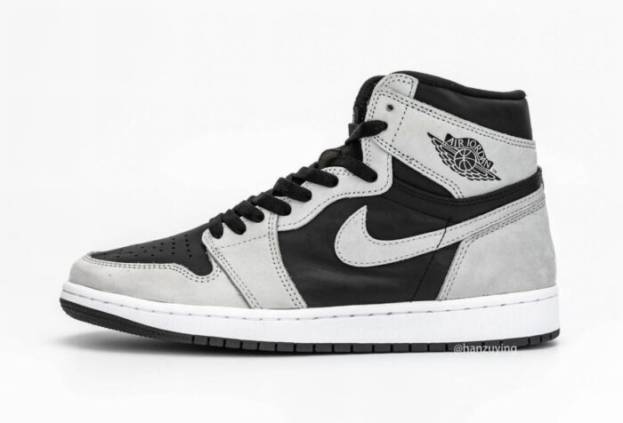 shadow Nike Air Jordan 1