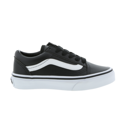 Vans Old Skool Leather Black VA38HBNQR