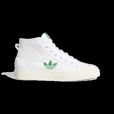 adidas Nizza Trefoil Hi Cloud White Q46383