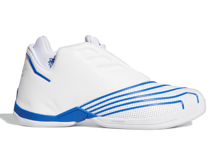 adidas T-Mac 2 Restomod White Royal Blue FX4993