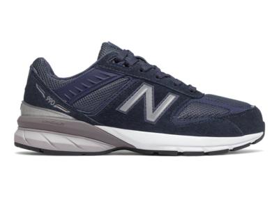 New Balance 990v5 Navy (GS) GC990NV5