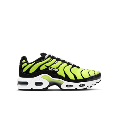 Nike Air Max Plus Hot Lime (GS) CD0609-301