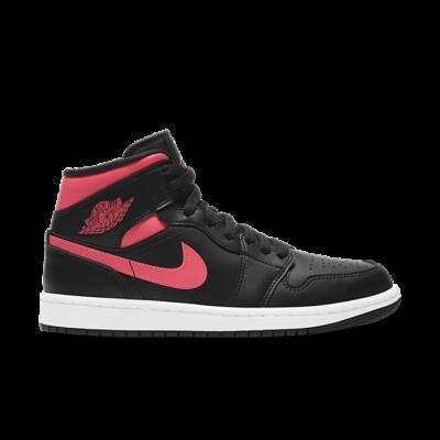 Jordan 1 Mid Black BQ6472-004