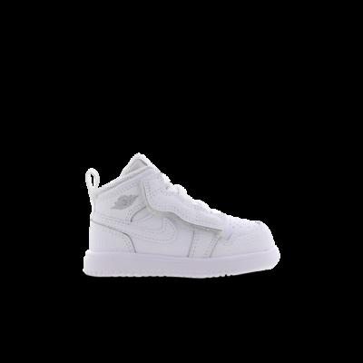 Jordan 1 Mid Velcro White AR6352-109
