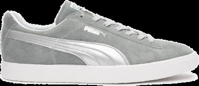 Puma Suede Vtg Mij Silver Grey 375905-02